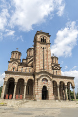 St. Mark's Church, Belgrad, Serbia