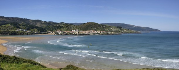 Mundaka Panoramique