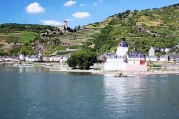 Rhein bei Kaub - Bild 3