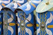Roman shields in defence formation - 67282594