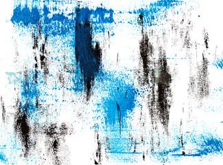 Grunge painting background.
