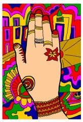 namastè simbolo meditazione