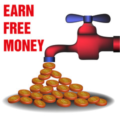 Earn free money