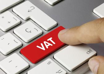 VAT. Keyboard