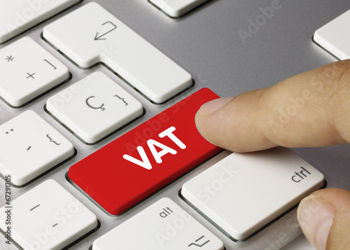 VAT. Keyboard - 67291705