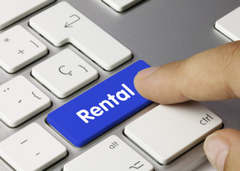 Rental. Keyboard