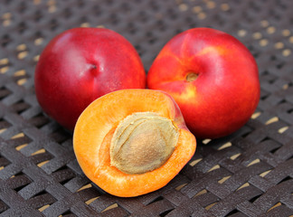 Apricot and nectarine