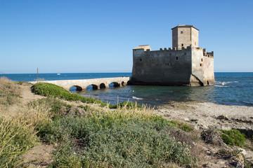 Torre Astura castle