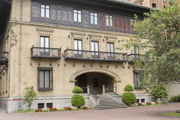 Ibaigane Palace, Bilbao (Spain)