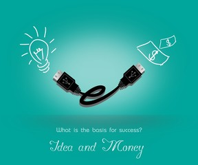 Idea and Money