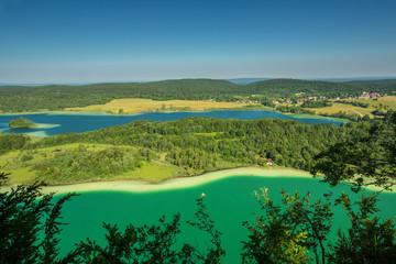 les 4 lacs JURA