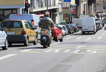 circulation routiere