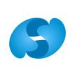 логотип объемное сердце