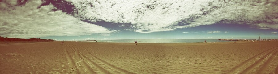 beach scape