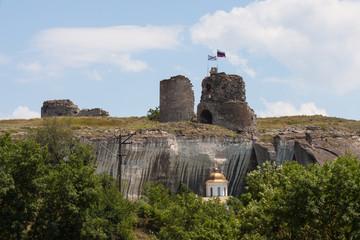 Kalamita Fortress. Russia. Crimea. Sevastopol