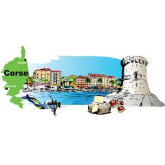 Corse bastia ile de beaute ajaccio napoleon bonaparte tourisme 4
