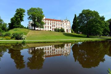Celler Schloss, Residenz, Schlosspark, Niedersachsen, Celle