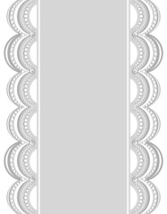 Decorative Border white-gray_center_2