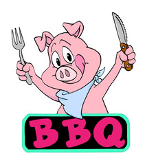 Pig Barbeque