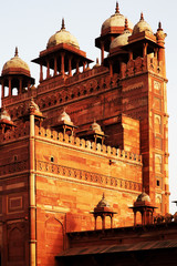 Fatehpur Sikri Mosque, Agra, India