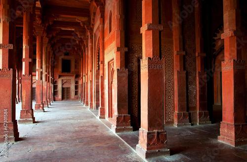 Fatehpur Sikri Mosque, Agra, India