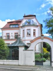 Stadtvilla in Leipzig