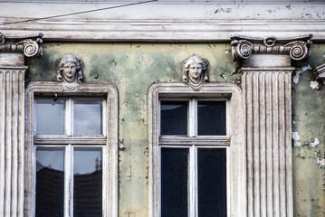 Fassade in Brandenburg
