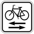 Fahrrad Schild #140709-svg06