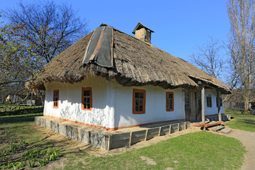 traditional ukrainian house