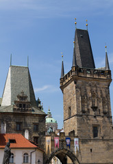 Charles Bridge and Judith Tower