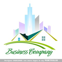 logo, mansion, house, home, buildings, real, estate