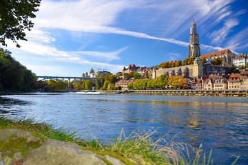 Aare und Münster Bern