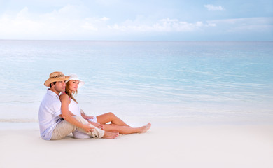Honeymoon on Maldives