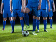 soccer players team - 67312945