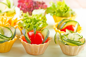 vegetable - fresh salad