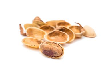 pistachios isolated