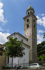 Cathedral of Saint Lawrence, Lugano