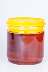 Pure Honey isolated