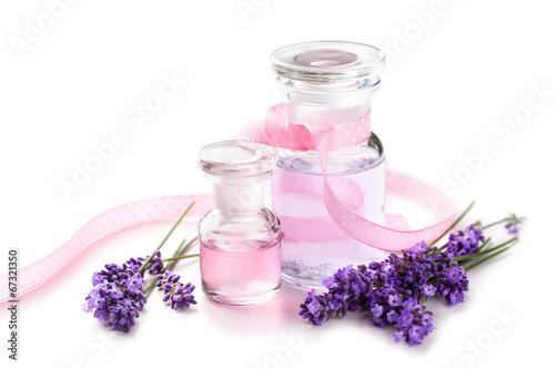 Duftende Pflege mit Lavendel - 67321350