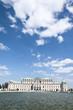 Belvedere Gardens in Vienna