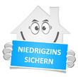 Haus Niedrigzins