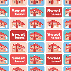 sweet home pattern