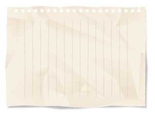 Grunge Paper Background Vector