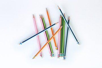 Colorful Pencil