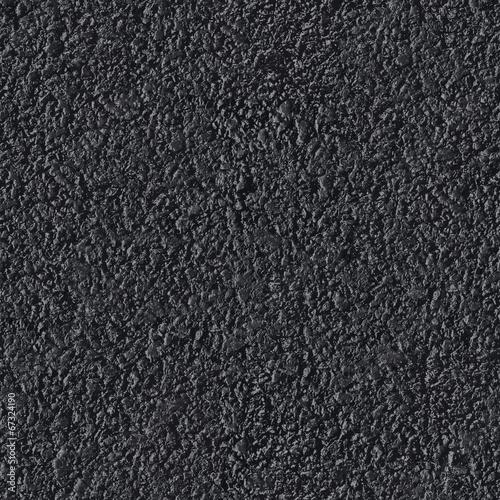 Leinwandbild Motiv Seamless Asphalt Texture Tile Pattern