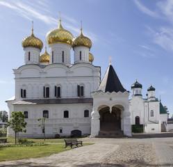 Kostroma Ipatiev Monastery Trinity Cathedral