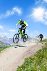 MTB competition