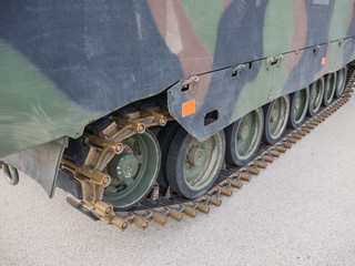 Dutch military vehicle