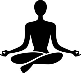 Yoga figure