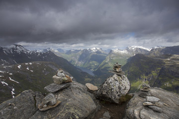 Summit of Dalsnibba